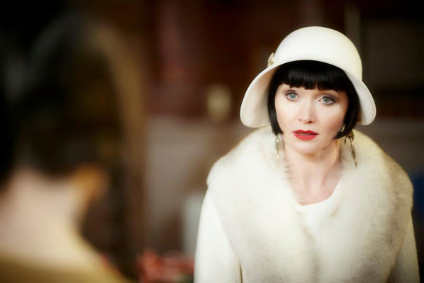 Miss Fisher Style Envy!